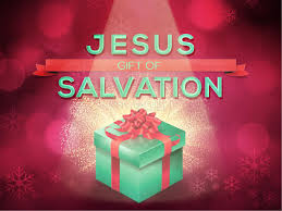 jesus gift of salvation