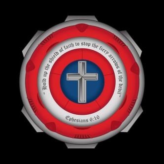 shield of faith capt america style