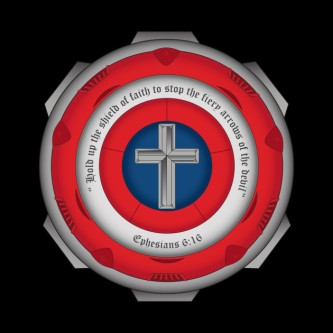 shield of faith capt america style