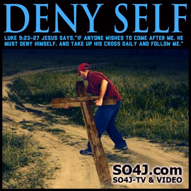 deny-self