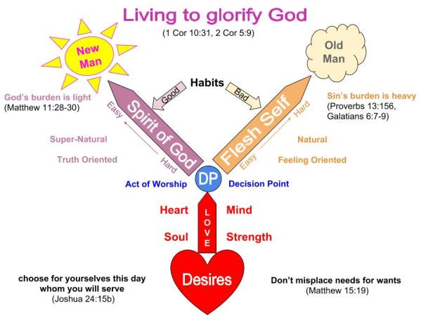 Living to glorify God (2)
